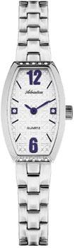 Швейцарские наручные  женские часы Adriatica 3684.51B3QZ. Коллекция Ladies