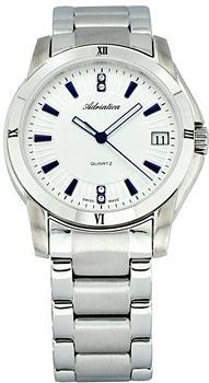 Швейцарские наручные  женские часы Adriatica 3687.51B3Q. Коллекция Ladies