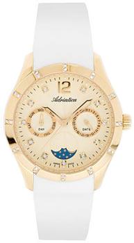 Швейцарские наручные  женские часы Adriatica 3698.1271QFZ. Коллекция Multifunction