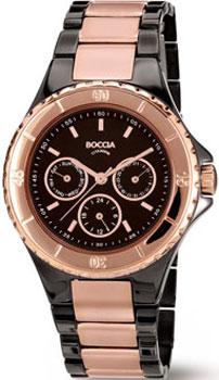 Наручные  мужские часы Boccia 3760-02. Коллекция Titanium