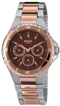 Наручные  мужские часы Boccia 3760-03. Коллекция Titanium
