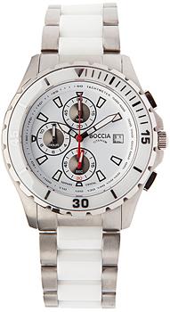 Наручные  мужские часы Boccia 3766-03. Коллекция Sport