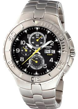 Наручные  мужские часы Boccia 3770-01. Коллекция Sport