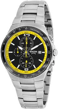 Наручные  мужские часы Boccia 3773-04. Коллекция Sport