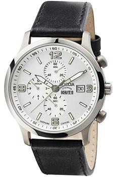 Наручные  мужские часы Boccia 3776-02. Коллекция Outside