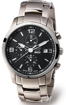 Наручные  мужские часы Boccia 3776-04. Коллекция Outside