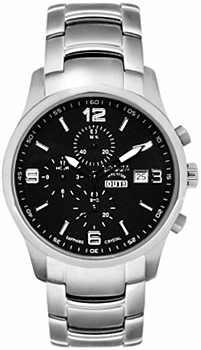 Наручные  мужские часы Boccia 3776-10. Коллекция Outside