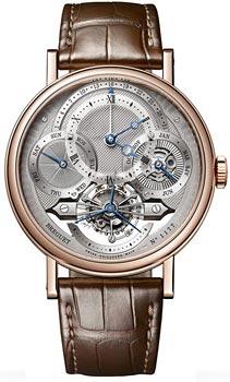 Швейцарские наручные  мужские часы Breguet 3797BR-1E-9WU