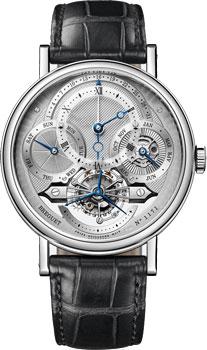 Швейцарские наручные  мужские часы Breguet 3797PT-1E-9WU