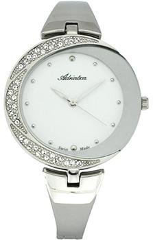 Швейцарские наручные  женские часы Adriatica 3800.5143QZ. Коллекция Zirconia