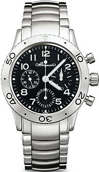 Швейцарские наручные  мужские часы Breguet 3800ST-92-SW9