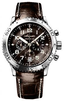 Швейцарские наручные  мужские часы Breguet 3810ST-92-9ZU