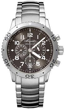 Швейцарские наручные  мужские часы Breguet 3810ST-92-SZ9