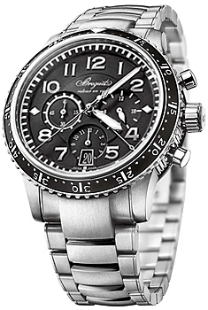 Швейцарские наручные  мужские часы Breguet 3810TI-H2-TZ9