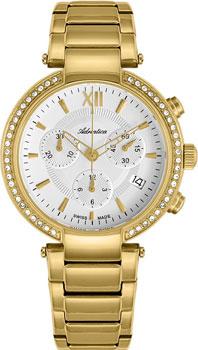 Швейцарские наручные  женские часы Adriatica 3811.1163CH. Коллекция Ladies