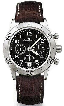 Швейцарские наручные  мужские часы Breguet 3820ST-H2-9W6