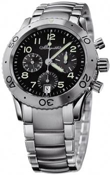 Швейцарские наручные  мужские часы Breguet 3820ST-H2-SW9