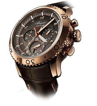 Швейцарские наручные  мужские часы Breguet 3880BR-Z2-9XV