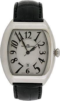 Швейцарские наручные  мужские часы Van Der Bauwede 4-80-10-10-887-100. Коллекция SOHO