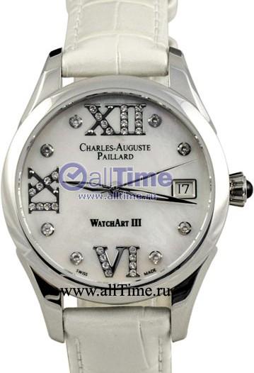 Женские наручные швейцарские часы в коллекции Watch Art III Charles-Auguste Paillard