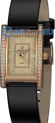 Женские наручные золотые часы в коллекции Лилия Ника