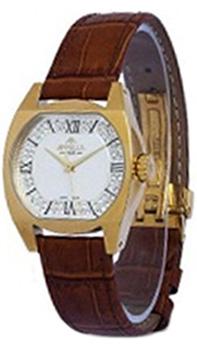 Швейцарские наручные  женские часы Appella 4076-1011. Коллекция Leather