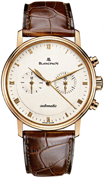 Швейцарские наручные  мужские часы Blancpain 4082-3642-55A