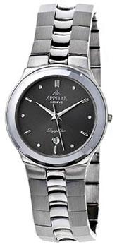 Швейцарские наручные  мужские часы Appella 409-3004. Коллекция Classic