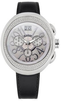 Швейцарские наручные  мужские часы Korloff 40CM369.A5141