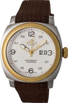 Швейцарские наручные  мужские часы Appella 4193-2011. Коллекция Dress watches