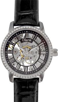 Российские наручные  женские часы Charm 42020021. Коллекция Механические часы