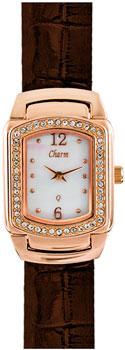 Российские наручные  женские часы Charm 42039030. Коллекция Кварцевые женские часы