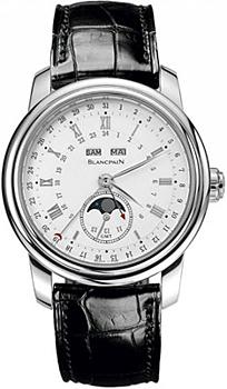 Швейцарские наручные  мужские часы Blancpain 4276-3442A-55B