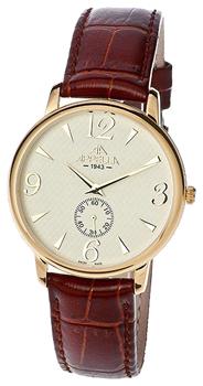 Швейцарские наручные  мужские часы Appella 4307-1012. Коллекция Classic
