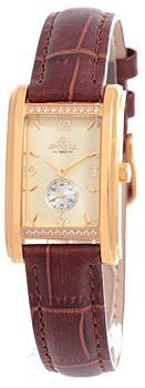 Швейцарские наручные  женские часы Appella 4346A-1012. Коллекция Leather