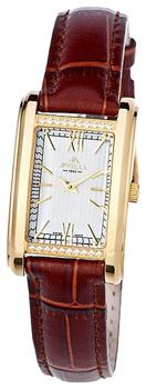 Швейцарские наручные  женские часы Appella 4348A-1011. Коллекция Leather