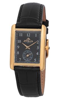 Швейцарские наручные  мужские часы Appella 4353-1014. Коллекция Pairs