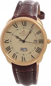 Швейцарские наручные  мужские часы Appella 4369-1012. Коллекция Classic