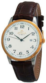 Швейцарские наручные  мужские часы Appella 4371-2011. Коллекция Classic