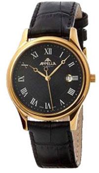 Швейцарские наручные  женские часы Appella 4374-1014. Коллекция Classic