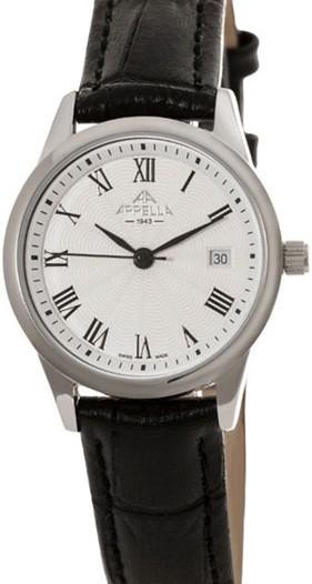 Женские наручные швейцарские часы в коллекции Classic Appella