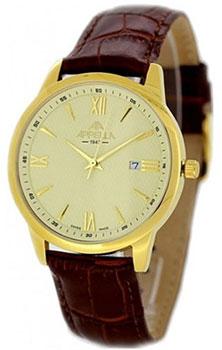 Швейцарские наручные  мужские часы Appella 4375-1012. Коллекция Classic