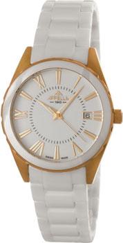 Швейцарские наручные  мужские часы Appella 4377-12001. Коллекция Ceramic