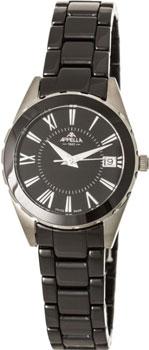 Швейцарские наручные  женские часы Appella 4378-10004. Коллекция Ceramic