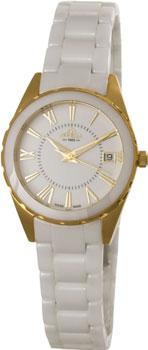 Швейцарские наручные  женские часы Appella 4378-11001. Коллекция Ceramic