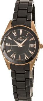 Швейцарские наручные  женские часы Appella 4378-8004. Коллекция Ceramic