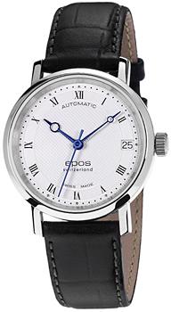 Швейцарские наручные  женские часы Epos 4387.152.20.28.15. Коллекция Ladies