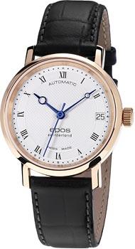 Швейцарские наручные  женские часы Epos 4387.152.24.28.15. Коллекция Ladies