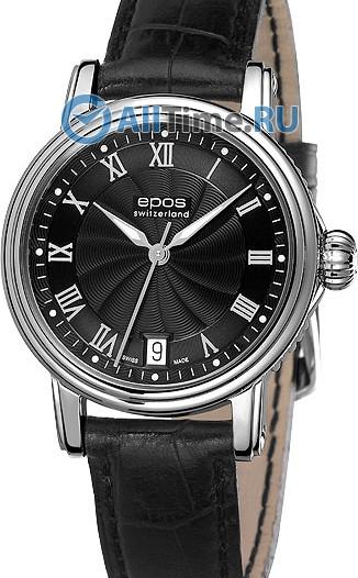 Женские наручные швейцарские часы в коллекции Ladies Epos