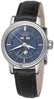 Швейцарские наручные  женские часы Epos 4391.832.20.56.15. Коллекция Ladies